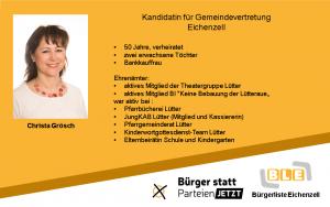 Christa Grösch