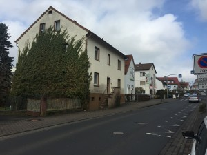 Ortsdurchfahr Eichenzell mit Gugge Haus