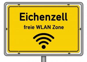 freie WLAN Zone