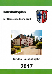 Haushalt der Gemeinde Eichenzell 2017